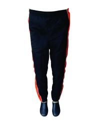 Calça em Microtel com forro interno de telinha, todo elástico e bolso lateral na perna